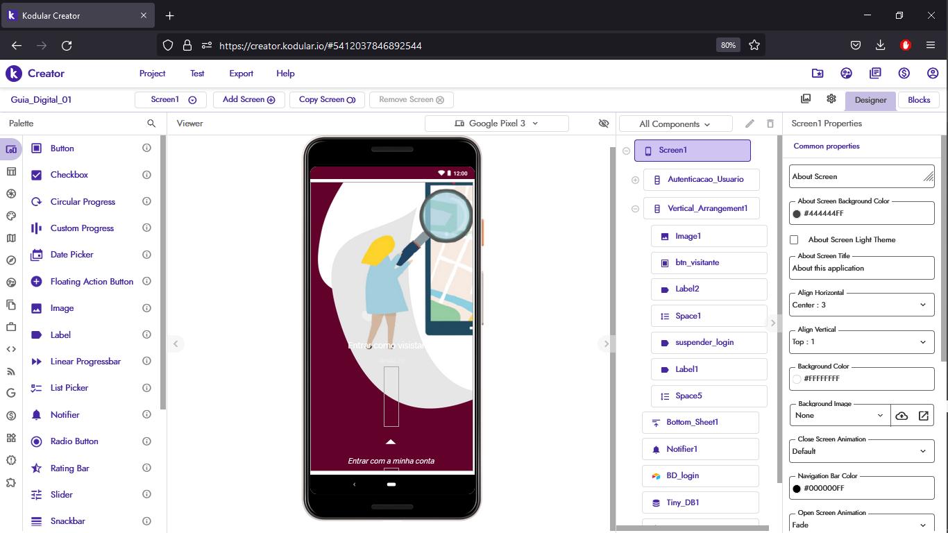 Kodular: Aprenda a Criar Aplicativos